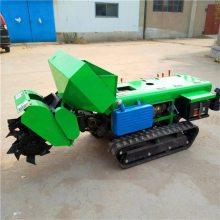 福建农用小坦克式开沟机 润丰 农业多功能管理机
