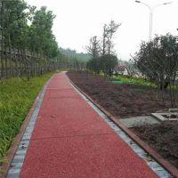 枣庄薛城真正的彩色透水地面%金牌施工厂家