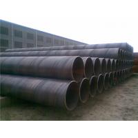 大口径Q235B螺旋焊管价格