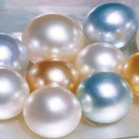 银白细锻细粒径小于15um环保调油珠光粉 柔和白色光泽珠光颜料