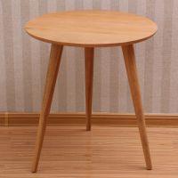 实木北欧茶几奶茶店矮桌子创意咖啡桌椅组合客厅现代简约休闲洽谈