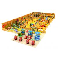 山东淘气堡生产厂家 蹦床 大积木 儿童乐园项目 德州淘气堡