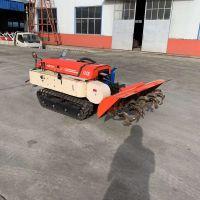 果园开沟施肥回填一体机 农用机械多功能田园管理机