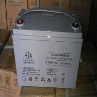 连云港双登蓄电池6-GFM-10012v100ah低价