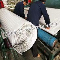 1500克2cm高复合全新料排水板生产现场