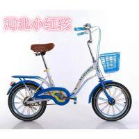 厂家正品儿童自行车男女孩童车高档16寸梦里水乡学生车单车