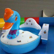 新型儿童水上电瓶船不用充气的卡通水上电瓶船