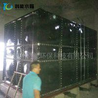 产地货源搪瓷水箱 Q235消防钢板水箱 耐高温搪瓷钢板生活供水设备