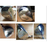 专业定做各种非标高尔夫球头,高尔夫球头铝锌合金生产厂家