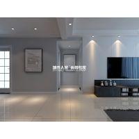 【家·设计】湖西景苑B区中户126㎡装修方案,简单优雅,温馨大方!