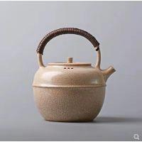 景德镇 陶壶 茶壶 陶壶定做 国美大师制作 开片