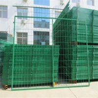 圈地围栏网厂家 双边丝护栏网价格 高速公路封闭网