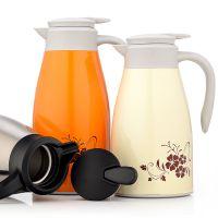 厂价直销双层不锈钢保温壶热水壶咖啡壶冷水瓶礼品定制LOGO