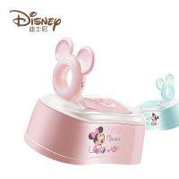 迪士尼儿童坐便器宝宝马桶圈小孩便盆婴幼儿尿盆男孩女孩尿壶加大