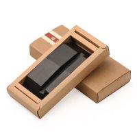 礼品红木创意手机支架 黑檀木质桌面木架懒人手机座礼物 定制刻字