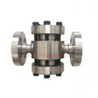 旭康420公斤高压直通视镜 2500磅管道视镜 高压水流指示器 管道配件