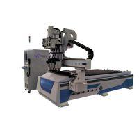 诺承NC-1325V板式家具数控下料机价格 橱柜衣柜开料机价位 门板雕刻机