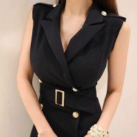 欧时力北京尾货服装批发市场***新地址 安徽女装品牌折扣批发尾货绿色雪纺衫