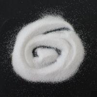 厂家直供优质表面处理用白刚玉喷砂磨料