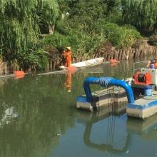 水上塑胶托管浮子耐磨抽沙管浮体型号