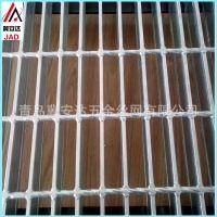 青岛不锈钢钢格板生产厂家 胶州热镀锌钢格栅 防滑楼梯踏步格栅 沟盖板