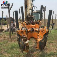 德国技术挖树机  移树机  挖坑机 一分钟一棵树 上门安装