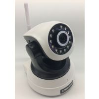 SMIDROID X7200 网络监控摄像头 技威 高清摇头机 手机远程控制