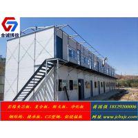新疆箱型活动板房出租,新疆K式防火板房租赁