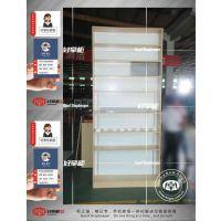小米展示柜台,小米3.1版本靠墙组合配件柜