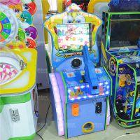 射击类游戏机 儿童电玩设备 神奇海贝 游乐场设备厂家直销
