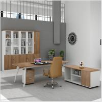 江西老板桌定制办公室电脑桌 电脑工作室创意带抽屉办公桌厂家直销