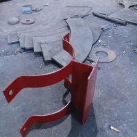 鑫佰水平管道滑动支座,型号齐全也可按图加工制作。