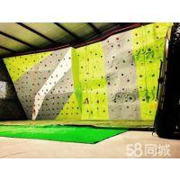 供应优质攀岩墙与岩板,专用于室内室外人工攀岩设施建造