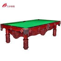 聊城星牌台球桌专卖店星牌台球桌美式落袋XW8102-9A