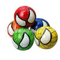2号蜘蛛侠足球幼儿宝宝小足球儿童练习用球幼儿园足球玩具