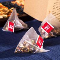 老北京酸梅汤 15克/包 山楂乌梅汤 原料三角包茶 可OEM加独立外袋