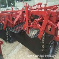 厂家供应人参果收获机 尤莎豆挖掘机 甘草 防风移栽机种植机