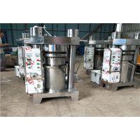 液压芝麻香油机 180型榨油机 车载流动香油机 韩式液压榨油机设备