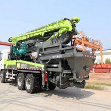 东风单桥37米混凝土臂架泵车规格|配置|参数|报价