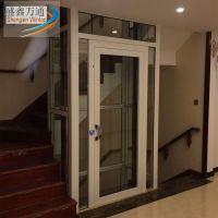 量身定制家用升降机 二层别墅家用电梯 小型家庭用升降平台 电动升降台