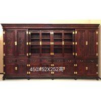 书桌定做-买书柜找鼎远辰红木-红木书桌定做
