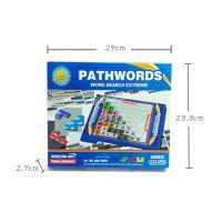 英语方块搜字 拼单词游戏 pathwords 儿童英语启蒙益智玩具
