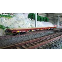 MTH火车模型 80-98037 平板车