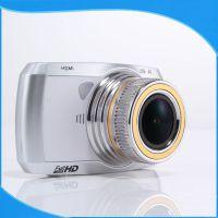 新款厂家直销礼品 汽车1080P高清后视镜行车记录仪 1248凌通方案