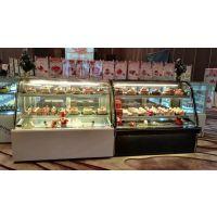 绿缔蛋糕柜冷藏展示柜保鲜柜熟食柜甜品面包小型台式水果冰箱商用