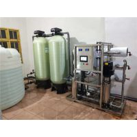 宁波电泳涂装纯水设备,氧化线清洗用水设备