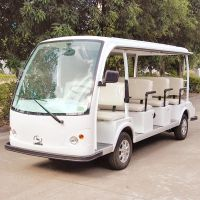 供应安步优品ABLQY111B经典11座游览观光看楼社区摆渡电动车