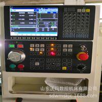 山东沃玛制造CK6150数控车床 导轨宽度400MM标准配置广数系统