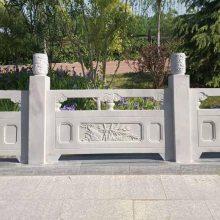 石栏杆批发-石栏杆的构造及安装流程-曲阳县聚隆园林雕塑