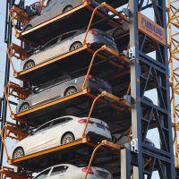 掌握领先技术引领行业发展 九路泊车垂直循环立体车库